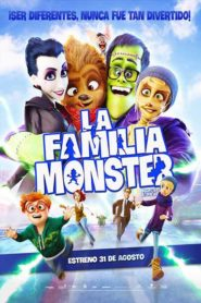 Happy Family / La familia Monster