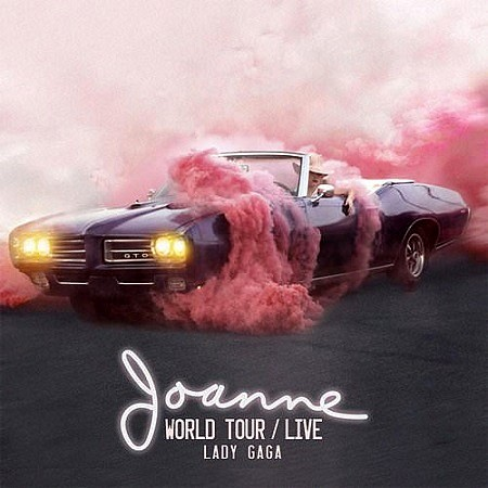 Lady Gaga – Joanne World Tour (Live) (2018) mp3 – 320bps