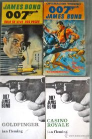 Colección James Bond – Ian Fleming [Multiformato]