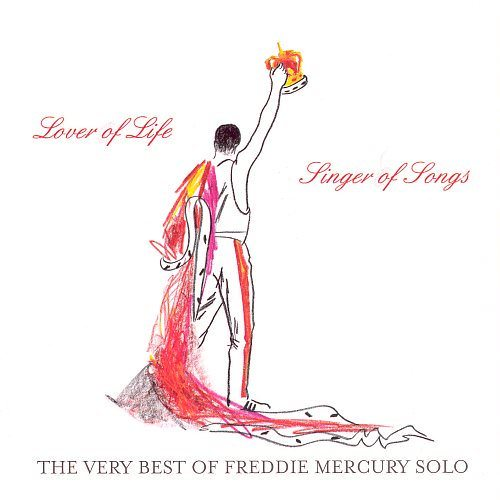 Freddie Mercury – The Very Best Of Freddie Mercury Solo (2006) MP3 – 320kbps
