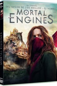 Mortal Engines DVDR 5