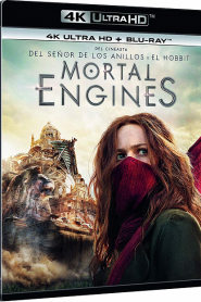 Mortal Engines 4K UHD HDR