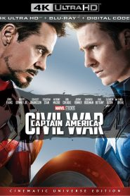 Capitán América: Civil War 4k