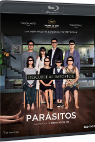 Parásitos HD 1080p x265