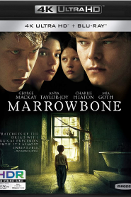El secreto de Marrowbone 4K
