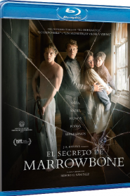 El secreto de Marrowbone HD 1080p x265