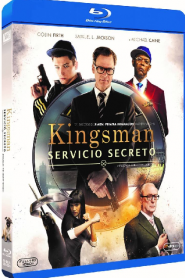 Kingsman: Servicio secreto HD 1080p x265
