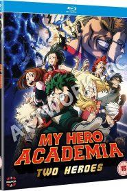 My Hero Academia: Dos héroes HD 1080p
