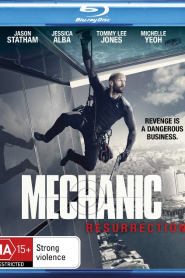 Mechanic: Resurrection HD 1080p x265