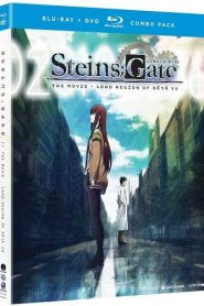 Steins Gate the Movie: Load Region of Déjà vu HDRip