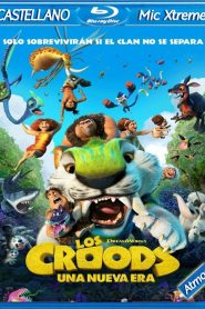 Los Croods: Una nueva era 4K Screener